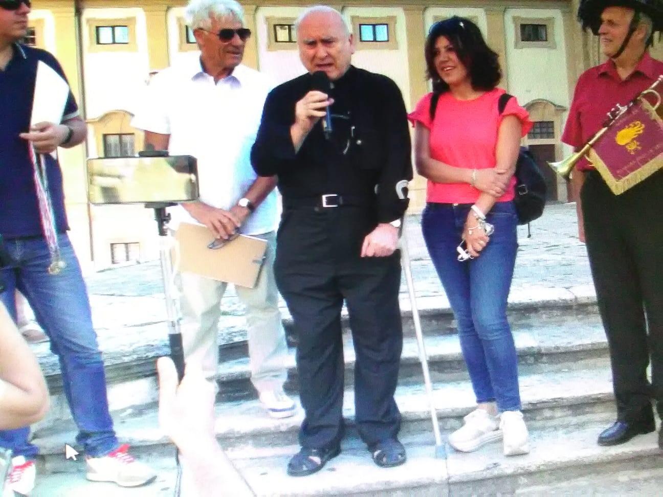Benedizione Don Alvaro